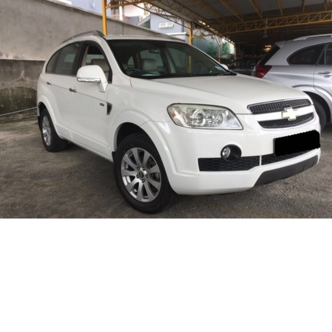 chevrolet captiva diesel 2 0a vcdi for rent cars vehicle rentals rh sg carousell com