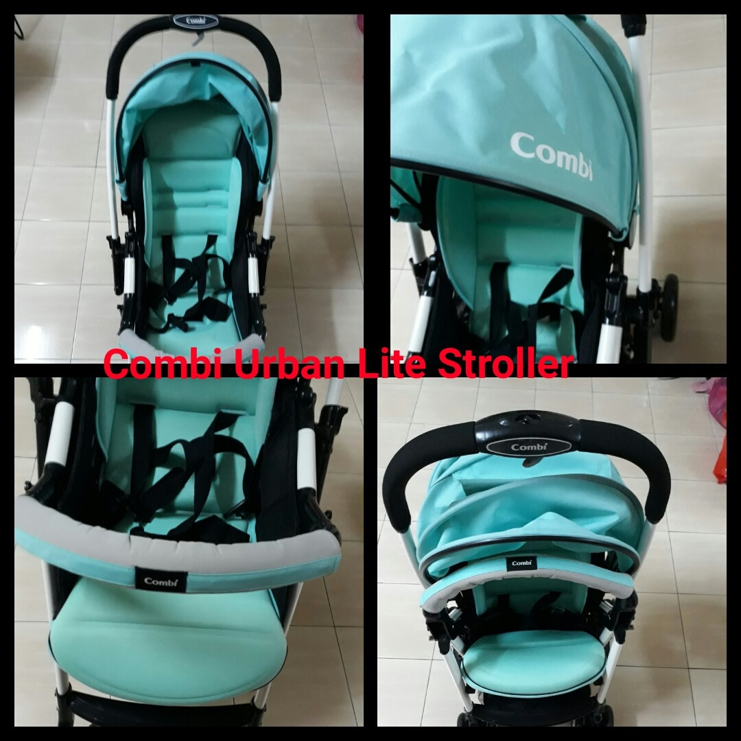COMBI Urban Lite Branded light Stroller Brand New, Babies & Kids ...