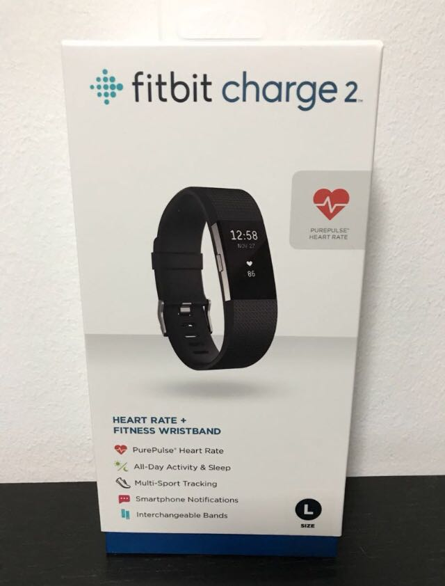 Fitbit Charge 2 (Black