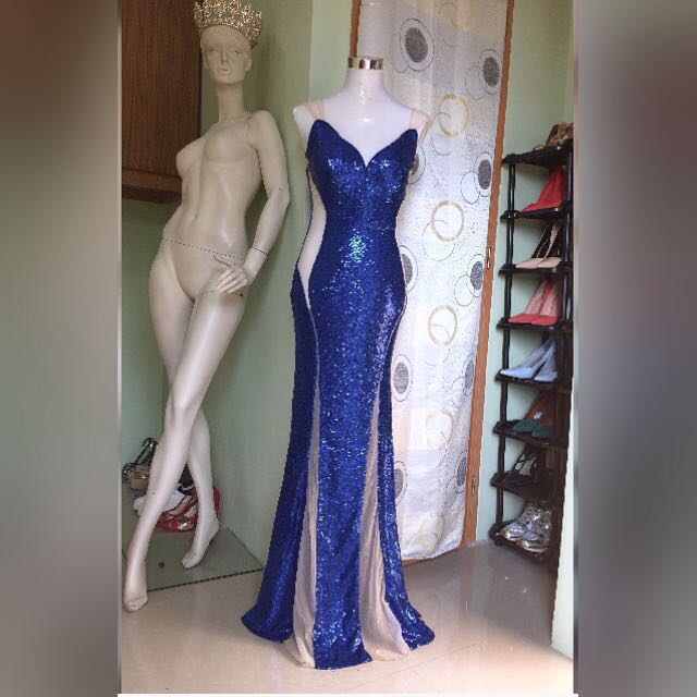 Gown For Rent Womens Fashion Clothes On Carousell