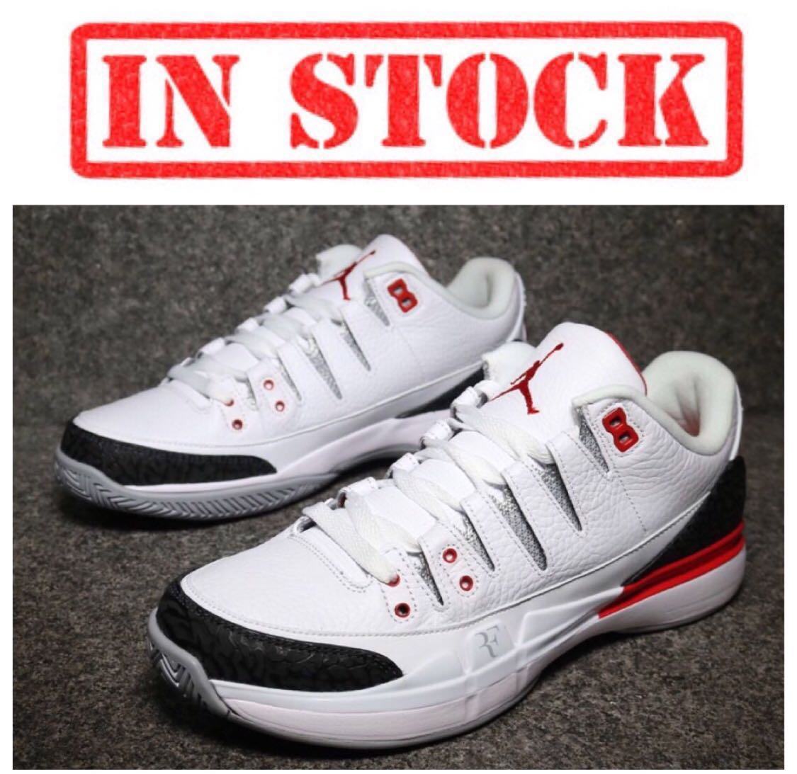 "68aa05c7cfb3 In Stock Men s NIKE ZOOM VAPOR TOUR AJ3 ""FIRE RED"""
