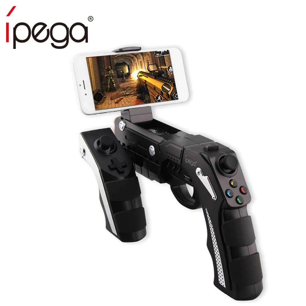 Ipega Pg 9057 Wireless Bluetooth V30 Game Controller Gun Phantom Stick Android Mobile 9021 Shox Blaster Toys Games Video Gaming Accessories On Carousell