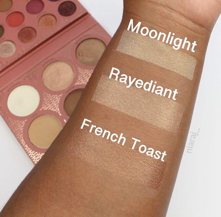 BH COsmetics x ItsMyRayeRaye Eyeshadow, Highlighter & Contour Palette by BH Cosmetics #4