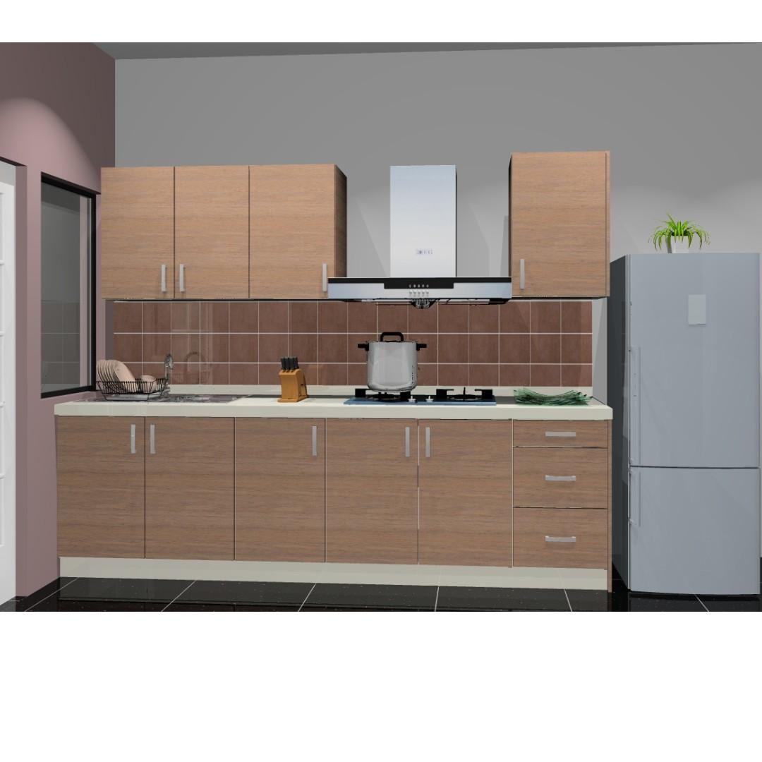 Kabinet Dapur Lengkap Lembah Klang Home Furniture Others On Carou