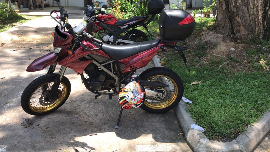 Kawasaki Klx 125 Motorbikes Motorbikes For Sale Class 2b On Carousell