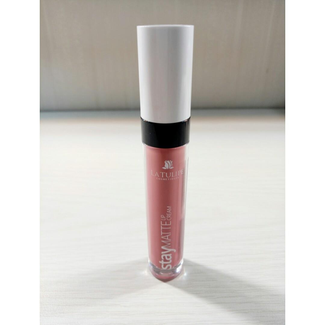 La Tulipe Stay Matte Lip Cream 02 Page 2 Daftar Update Harga Lipcream Atau Latulipe No 08 Kesehatan Kecantikan Rias Wajah Di Carousell