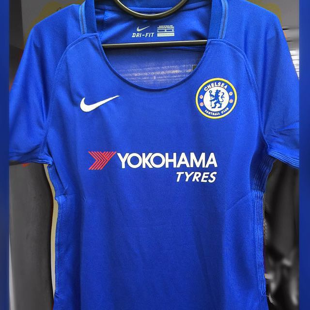 new arrivals 3c1f7 1715c Lady Chelsea Home Football Jersey 17/18