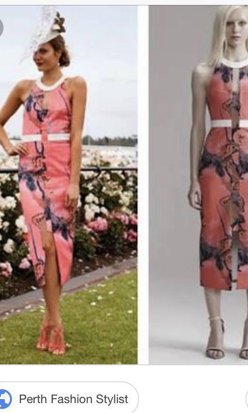 Manning Cartel Dress