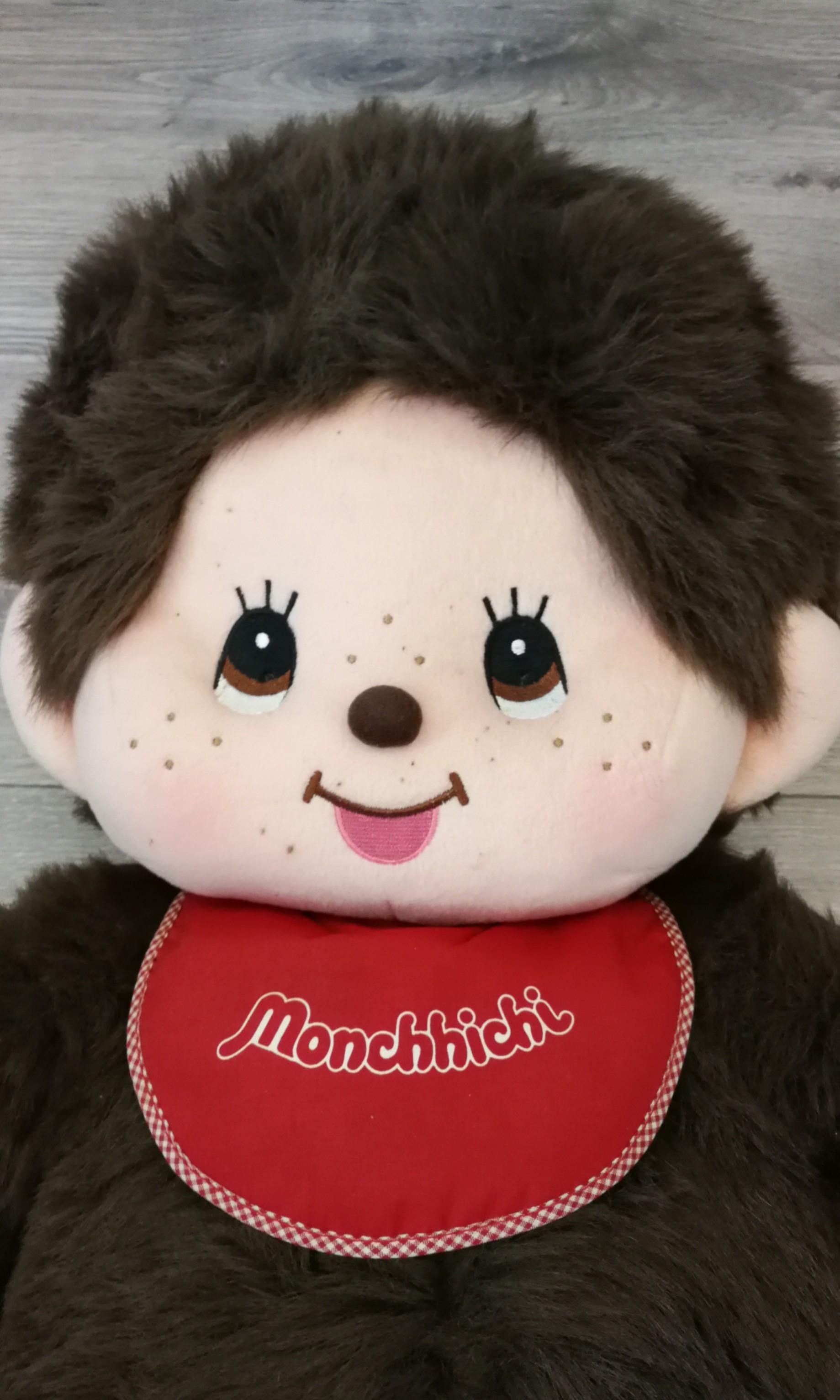 Monchichi 大毛公仔