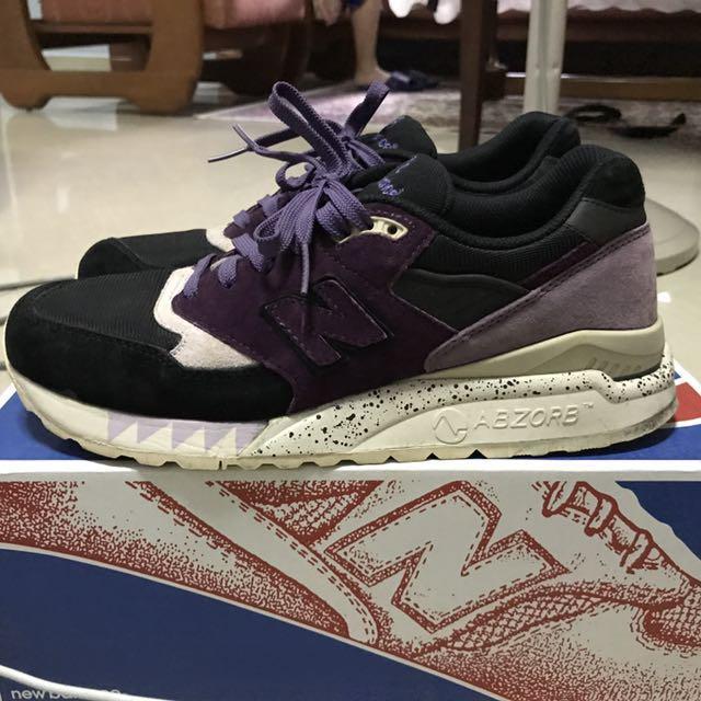 e77dc2dee New Balance CM998 x Sneaker Freaker  Tassie Devil  US8.5