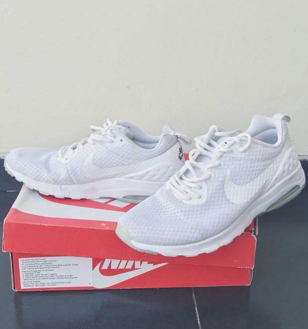 Nike Air Max Motion LW ORIGINAL 100 Fesyen Pria Sepatu Sneakers Di Carousell