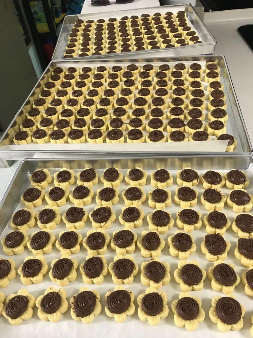 Nutella / White Choco Tarts