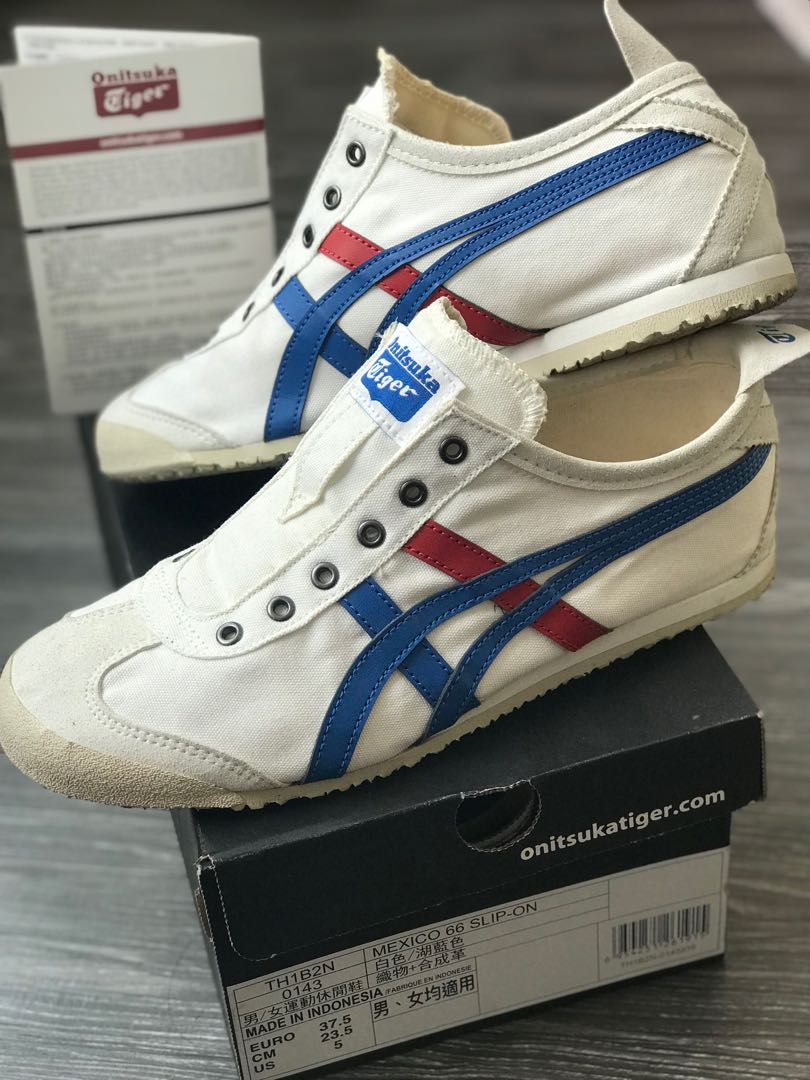 separation shoes a2565 48f49 onitsuka TH1B2N, Women's Fashion, Shoes on Carousell