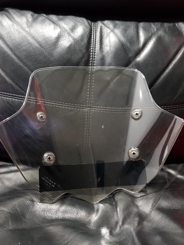 Original CB 400X 2014 model windshield