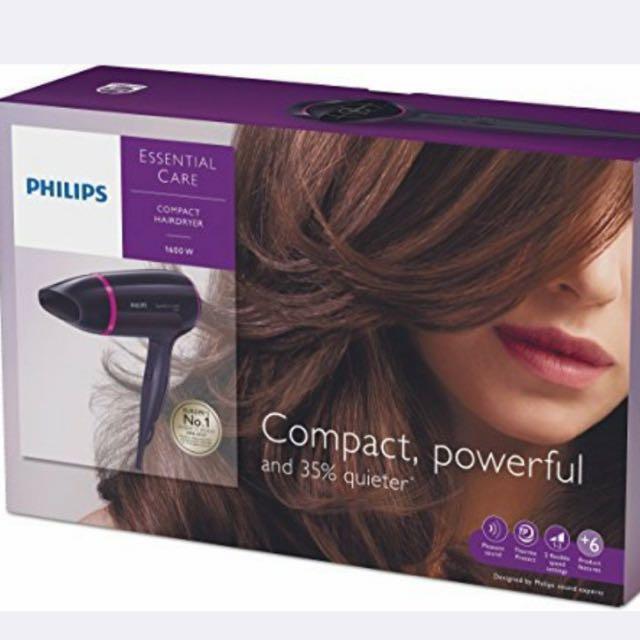 Philips Hair Dryer BHD002