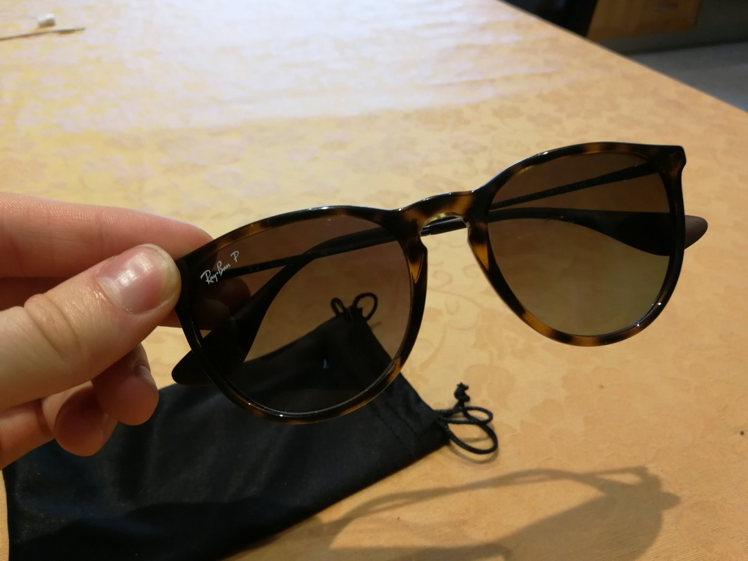 Rb 4171 Erika's polarized sunglasses 3 in total
