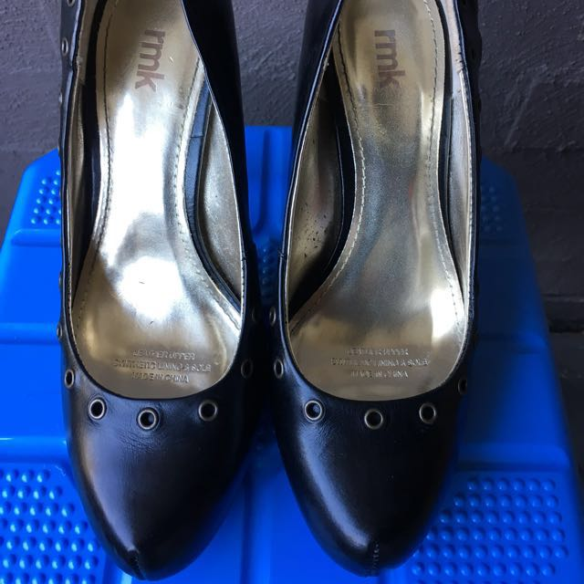 RMK Black Pumps