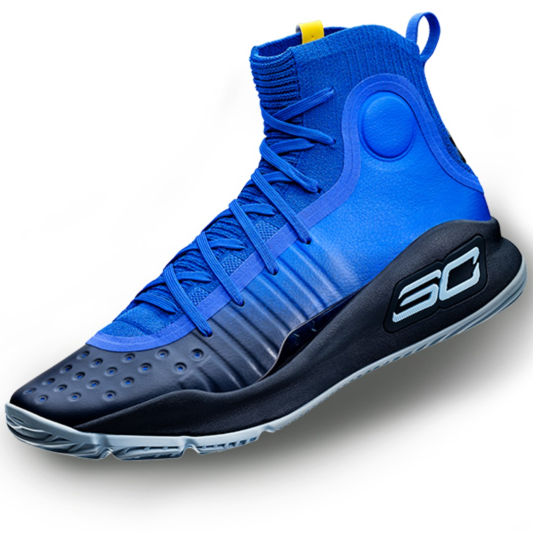 78dd2c5fe869 Stephen Curry Sneakers Curry 4 Boots Basketball Shoes