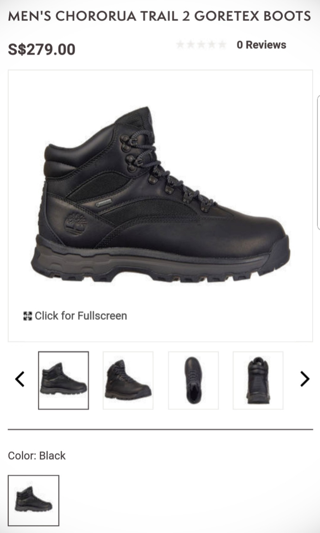 039b86ecdc9c5 Timberland Chorura Trail 2 Gortex Boots Size: US9.5, Men's Fashion, Footwear  on Carousell