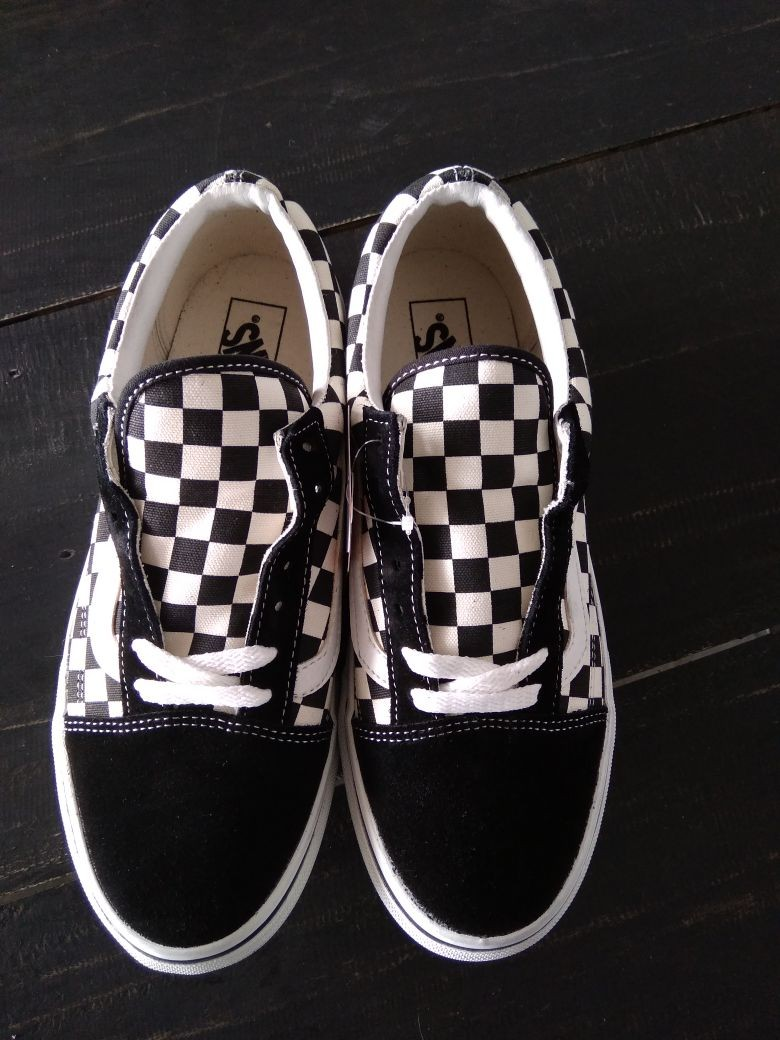 bc939cf210 Vans Old Skool Checkerboard Japan Market Original