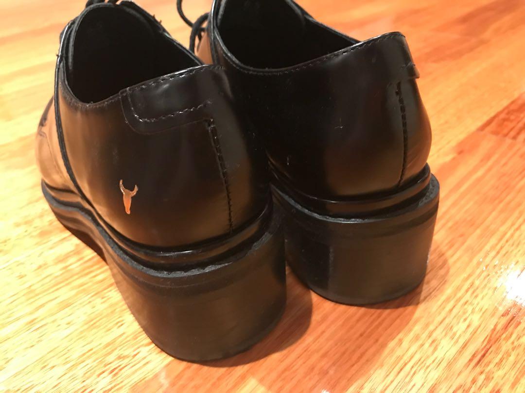 Windsorsmith Black Shoes