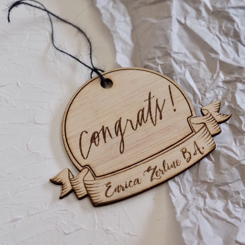photo photo photo & Wooden Gift Tags - #1112 Design u0026 Craft Craft Supplies u0026 Tools on ...