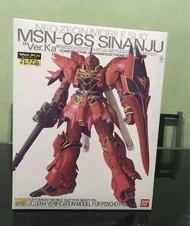 Gundam Master Grades!!