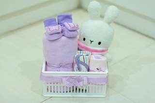 Baby Hamper (Purple)