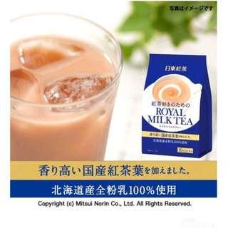 日本 🇯🇵 大熱💖 超香醇濃厚奶茶☕ 日東紅茶 皇家奶茶 方便 好味又抵飲😋ROYAL MILK TEA👍 $58 包平郵