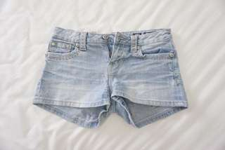 MissMe Denim Shorts