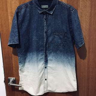 COTTON ON Ombre Shirt
