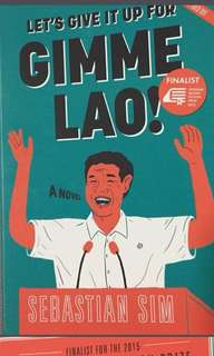 Give it up for Gimme Lao!