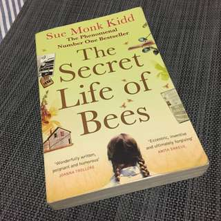 Secret Life of Bees -- [Paperback] by Kidd, Sue Monk