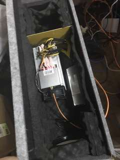Sound box muffler for ASIC Antminer S9 L3+ A3 T9 Z9