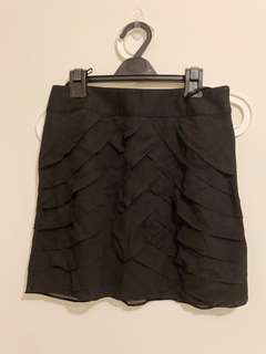 ted baket women black skirt
