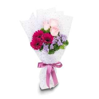 Ready stock Artificial Flower bouquet & Arrangement
