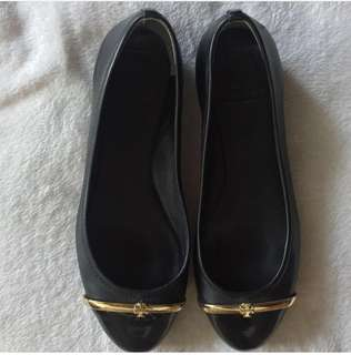 50% off! 🎉Pre-loved authentic Tory Burch Pacey Driver ballet shoes