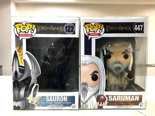 Funko Pop - Lord of the Rings Set