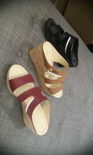PO Bonia Wedges & short heels