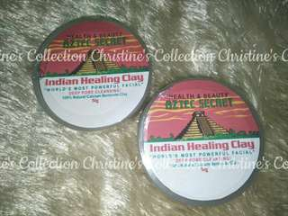 Aztec Secret Healing Indian Clay Mask