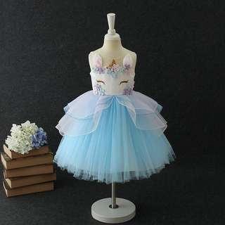 Magical Unicorn Party Dress