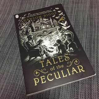 Tales of the Peculiar (Miss Peregrine's Peculiar Children) [Paperback] by Riggs, Ransom