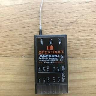 Spektrum receiver