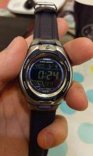 🚚 012 近全新 Casio G-SHOCK gshock MTG-700
