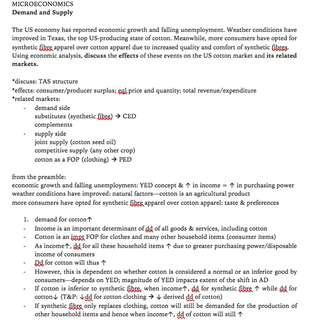 A LEVEL MICROECONOMICS NOTES (soft copy)