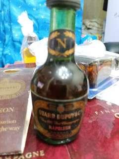陳年豪達拿破倫ODC干邑酒辦30mI一支。