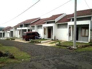 Rumah Bernuansa Villa