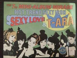 T-ARA 'Mirage' 7th Album