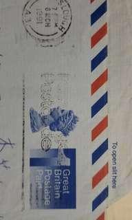 本地及外國郵票
