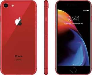Kredit Iphone 8 256gb Red proses kilat